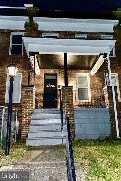 704 Allendale Street, Baltimore, MD 21229 - #: MDBA510196