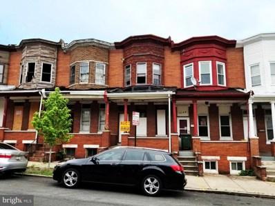 1637 Appleton Street, Baltimore, MD 21217 - #: MDBA510210