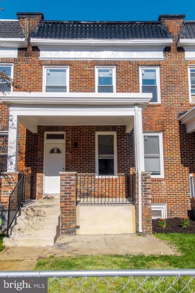 621 Mount Holly St, Baltimore, MD 21229 - #: MDBA510220