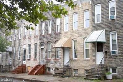 320 S Woodyear Street, Baltimore, MD 21223 - MLS#: MDBA510234