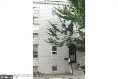 1632 McHenry Street, Baltimore, MD 21223 - MLS#: MDBA510256