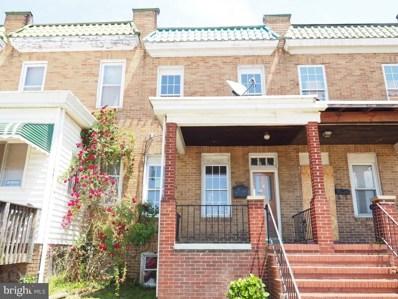 929 Brunswick Street, Baltimore, MD 21223 - #: MDBA510262