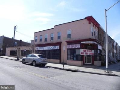 3531 Claremont Street, Baltimore, MD 21224 - #: MDBA510372