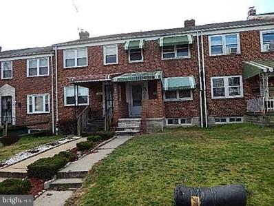 4141 Doris Avenue, Baltimore, MD 21225 - #: MDBA510390