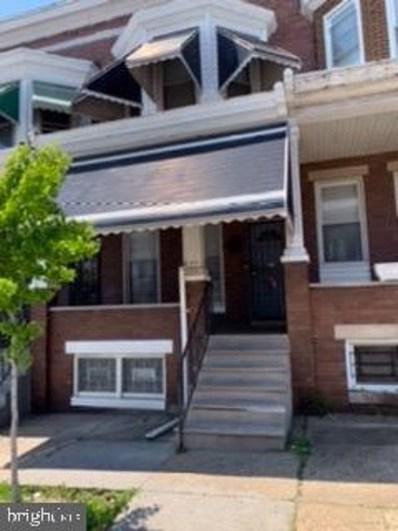 1806 N Bentalou Street, Baltimore, MD 21216 - #: MDBA510402