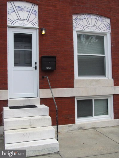 2641 Hampden Avenue, Baltimore, MD 21211 - #: MDBA510414