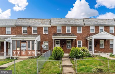 817 Mount Holly Street, Baltimore, MD 21229 - #: MDBA510458