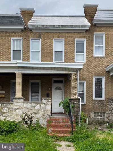 4245 Nicholas Avenue, Baltimore, MD 21206 - #: MDBA510462