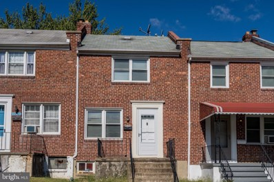 3928 Colchester Road, Baltimore, MD 21229 - #: MDBA510494
