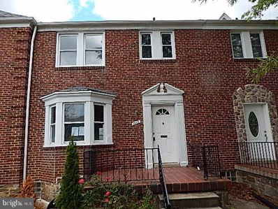 1502 Roundhill Road, Baltimore, MD 21218 - #: MDBA510550