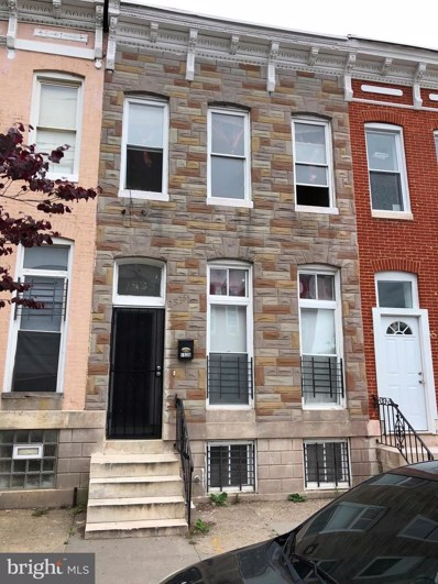 1536 N Bond Street, Baltimore, MD 21213 - #: MDBA510560