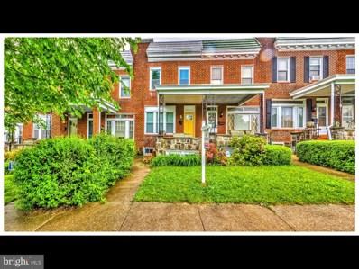 2711 Chesterfield Avenue, Baltimore, MD 21213 - #: MDBA510572