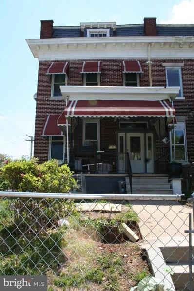 2501 Shirley Avenue, Baltimore, MD 21215 - MLS#: MDBA510574