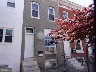 3421 E Baltimore Street, Baltimore, MD 21224 - MLS#: MDBA510630