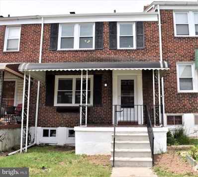 2733 Pelham Avenue, Baltimore, MD 21213 - #: MDBA510724