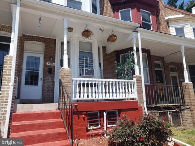 3206 Baker Street, Baltimore, MD 21216 - MLS#: MDBA510754