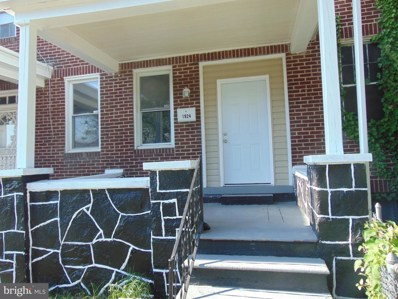 1924 E 29TH Street, Baltimore, MD 21218 - #: MDBA510788