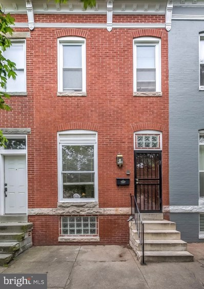 2714 Huntingdon Avenue, Baltimore, MD 21211 - #: MDBA510806