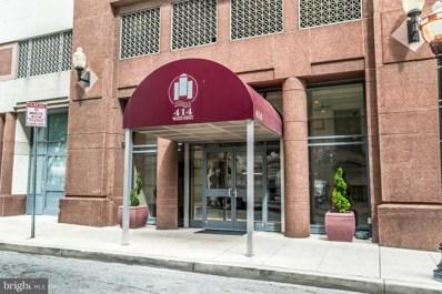 414 Water Street UNIT 1511, Baltimore, MD 21202 - #: MDBA510866