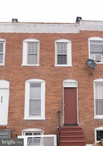 407 East Lynne Avenue, Baltimore, MD 21223 - #: MDBA510888