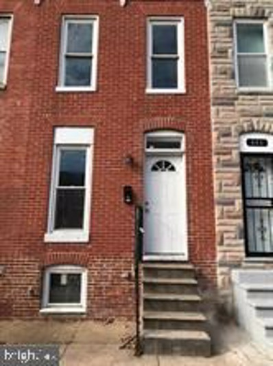 444 N Patterson Park Avenue, Baltimore, MD 21231 - #: MDBA510944