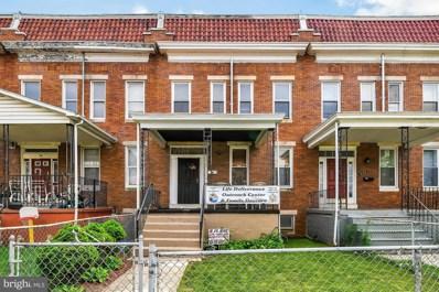 5120 Cordelia Avenue, Baltimore, MD 21215 - #: MDBA511004