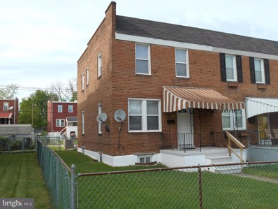 6434 O\'Donnell Street, Baltimore, MD 21224 - #: MDBA511044