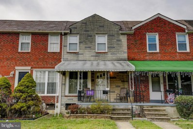 1424 Dundalk Avenue, Baltimore, MD 21222 - #: MDBA511048