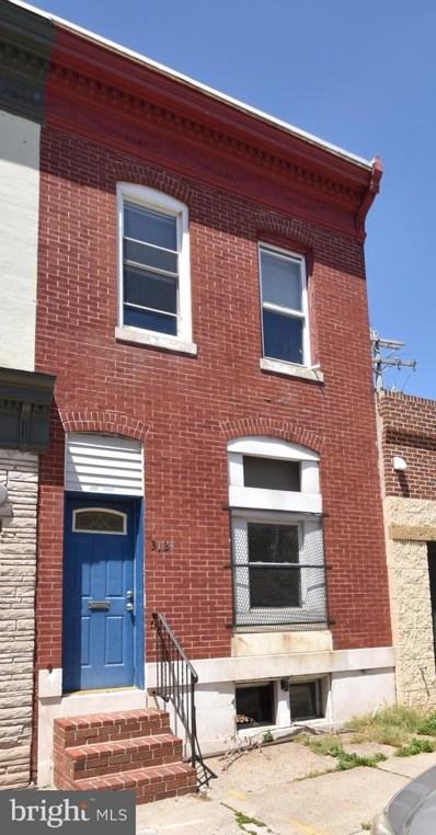 3124 E Lombard Street, Baltimore, MD 21224 - #: MDBA511076