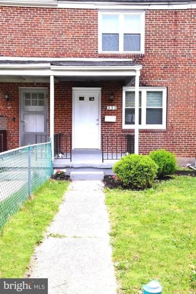 331 Allendale Street, Baltimore, MD 21229 - #: MDBA511130