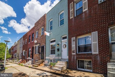 227 S Clinton Street, Baltimore, MD 21224 - #: MDBA511142