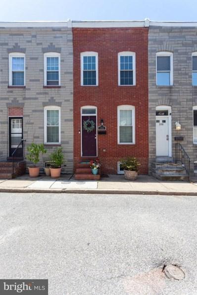 106 N Port Street, Baltimore, MD 21224 - #: MDBA511162
