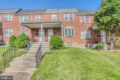 415 Hornel Street, Baltimore, MD 21224 - #: MDBA511170