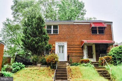 3815 Parkview Avenue, Baltimore, MD 21207 - #: MDBA511182