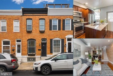 734 S Decker Avenue, Baltimore, MD 21224 - #: MDBA511210