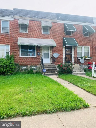4006 Ardley Avenue, Baltimore, MD 21213 - #: MDBA511240