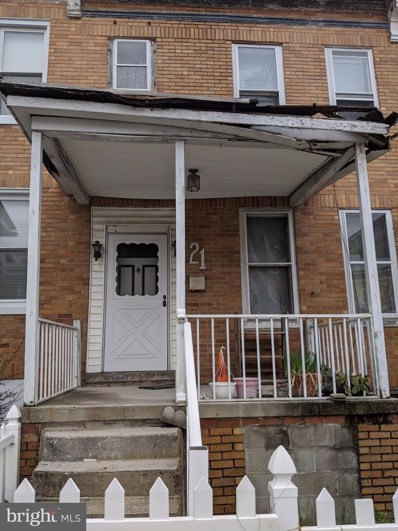 21 N Abington Avenue, Baltimore, MD 21229 - #: MDBA511294