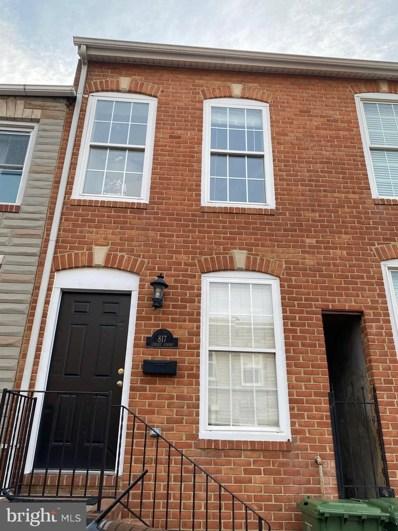 817 S Curley Street, Baltimore, MD 21224 - #: MDBA511310