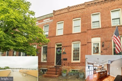 1423 Andre Street, Baltimore, MD 21230 - #: MDBA511356