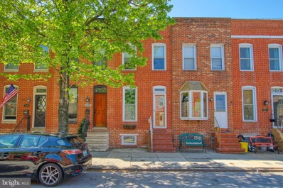 1426 Andre Street, Baltimore, MD 21230 - #: MDBA511450
