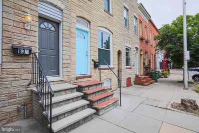 833 S Montford Avenue, Baltimore, MD 21224 - #: MDBA511614
