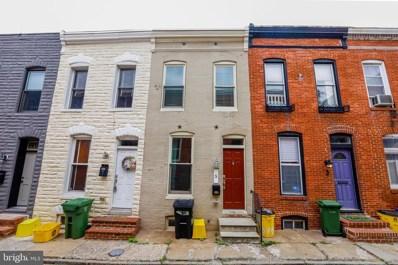 5 N Glover Street, Baltimore, MD 21224 - #: MDBA511632