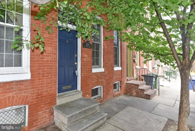 406 E Cross Street, Baltimore, MD 21230 - #: MDBA511800