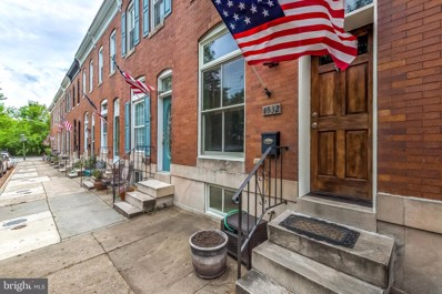 1532 Latrobe Park Terrace, Baltimore, MD 21230 - #: MDBA511916