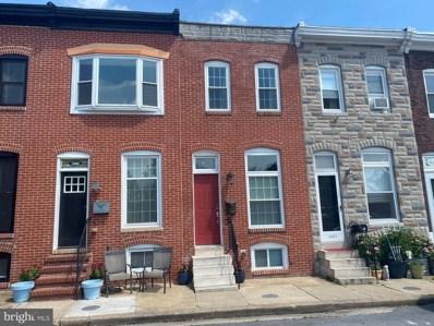 1425 Lowman Street, Baltimore, MD 21230 - #: MDBA512058