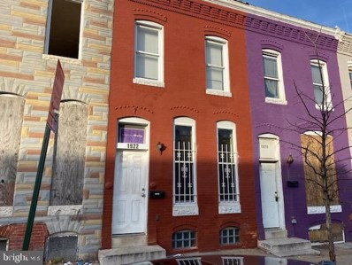 1922 Walbrook Avenue, Baltimore, MD 21217 - #: MDBA512074