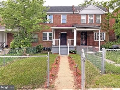 4808 Beaufort Avenue, Baltimore, MD 21215 - #: MDBA512108
