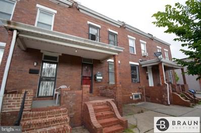 448 N Clinton Street, Baltimore, MD 21224 - #: MDBA512144