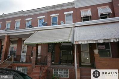 321 N Robinson Street, Baltimore, MD 21224 - #: MDBA512146