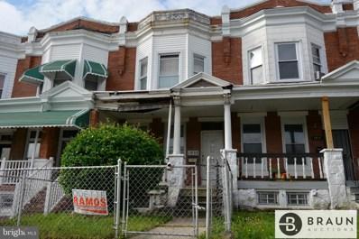 1933 E 31ST Street, Baltimore, MD 21218 - #: MDBA512160